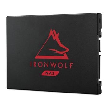 SEAGATE IronWolf 125 SSD 250GB SATA 6Gb/s 2.5inch height 7mm 3D TLC 24x7 BLK