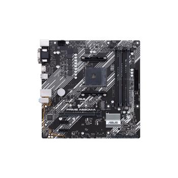 ASUS MB AM4 PRIME A520M-A 2xDDR4 4xSATA RAID M.2 USB 3.2 VGA/DVI/HDMI