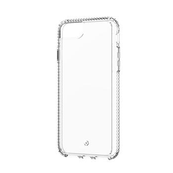 """Celly HEXALITE custodia per cellulare 11,9 cm (4.7"""") Cover Trasparente"""