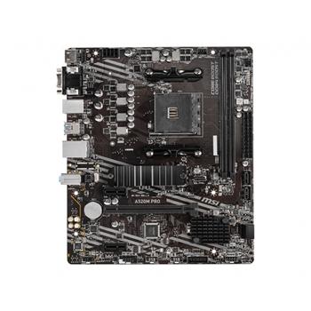 MSI A520M PRO Presa AM4 micro ATX