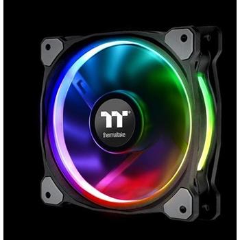 PC- Gehäuselüfter Thermaltake Riing 12 PLUS - RGB 5er Pack