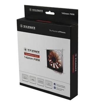 PC- Gehäuselüfter XILENCE Performance C case fan 140 mm, XPF140.R.PWM