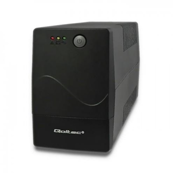 QOLTEC 53972 Qoltec Uninterruptible power supply MONOLITH 1000VA | 600W
