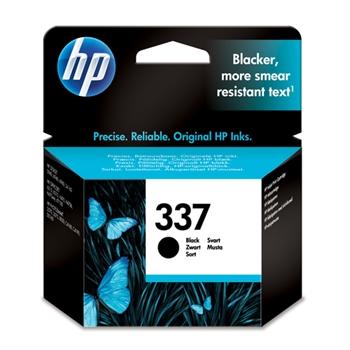 HP INC CARTUCCIA INKN°337 NERO 11ML