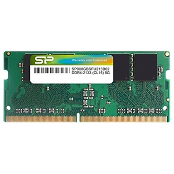 SILICON POWER DDR4 8GB 2133MHz CL15 SO-DIMM 1.2V