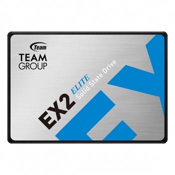 TEAM GROUP EX2 512GB SATA3 6Gb/s 2.5inch SSD 550/520 MB/s
