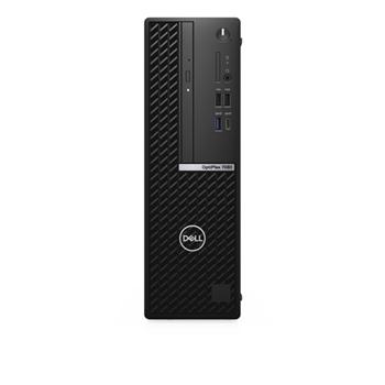 DELL OptiPlex 7080 Intel® Core™ i5 di decima generazione i5-10500 16 GB DDR4-SDRAM 512 GB SSD SFF Nero PC Windows 10 Pro