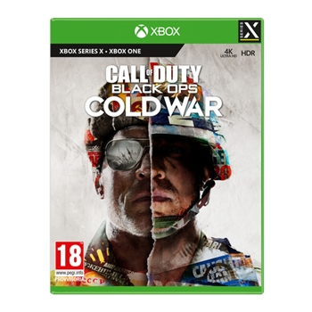 Activision Blizzard Call of Duty: Black Ops Cold War - Standard Edition, Xbox Series X Basic Inglese, ITA Xbox One X