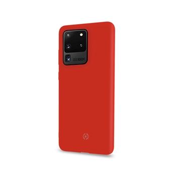 """Celly Feeling custodia per cellulare 17,5 cm (6.9"""") Cover Rosso"""