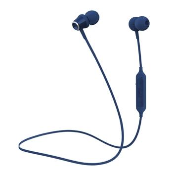 Celly BH STEREO 2 Cuffia Auricolare, Passanuca Micro-USB Bluetooth Blu