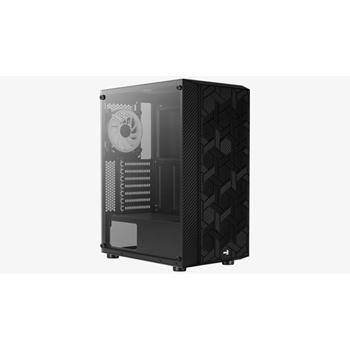 AEROCOOL PGS HIVE-G-BK-v3 FRGB Black Mid Tower PC case