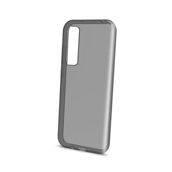 "Celly GELSKIN909BK custodia per cellulare 16,4 cm (6.47"") Cover Trasparente"
