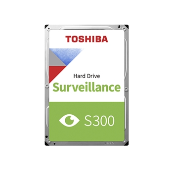 "Toshiba S300 Surveillance 3.5"" 2000 GB Serial ATA III"
