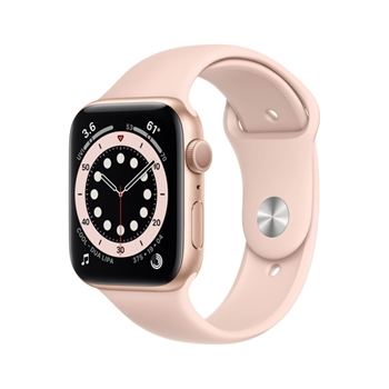 Apple Watch Series 6 44 mm OLED Oro GPS (satellitare)