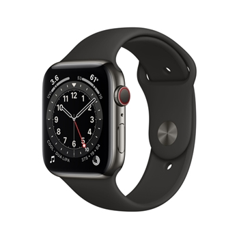 Apple Watch Series 6 44 mm OLED 4G Grafite GPS (satellitare)