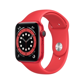 Apple Watch Series 6 44 mm OLED 4G Rosso GPS (satellitare)