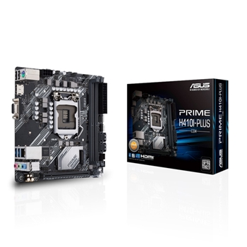 ASUS PRIME H410I-PLUS/CSM LGA 1200