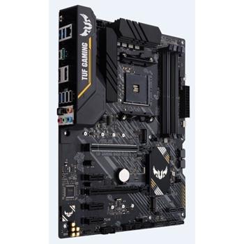 ASUS TUF GAMING B450-PLUS II AM4 B450 4xDIMM DDR4Up to 128GB M.2 4xSATA 6Gb/s6xUSB 2.0 8xUSB 3.2