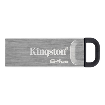 Kingston Technology DataTraveler Kyson unità flash USB 64 GB USB tipo A 3.2 Gen 1 (3.1 Gen 1) Argento