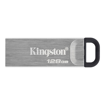 Kingston Technology DataTraveler Kyson unità flash USB 128 GB USB tipo A 3.2 Gen 1 (3.1 Gen 1) Argento