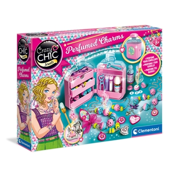 Clementoni Crazychic Perfumed Charms