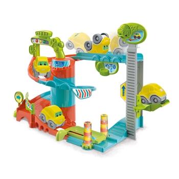 Clementoni Fun Garage Baby Track