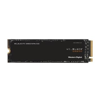 Western Digital SSD WD Black 2TB SN850 High Performance NVME M.2 PCIe Express Gen4 x4 WDS200T1X0E