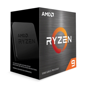 AMD Ryzen 9 5900X Box AM4 (4,800GHz) WOF
