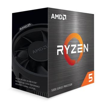 AMD Ryzen 5 5600X BOX AM4 6C/12T 65W 3.7/4.6 GHz 35MB - With Wraith Spire Cooler