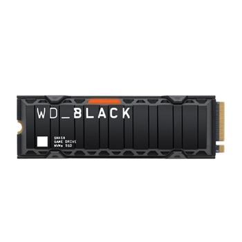 WESTERN DIGITAL SSD WD BLACK PCIE GEN4 2TB M.2