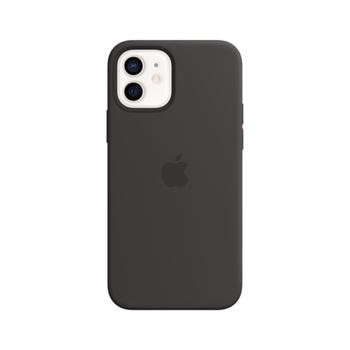 Apple Custodia MagSafe in silicone per iPhone 12 | 12 Pro - Nero