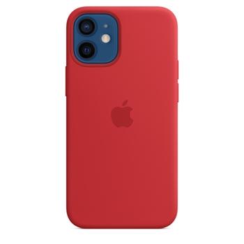 Apple Custodia MagSafe in silicone per iPhone 12 mini - (PRODUCT)RED