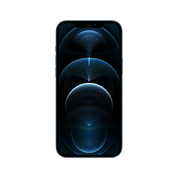 "Apple iPhone 12 Pro Max 17 cm (6.7"") Doppia SIM iOS 14 5G 128 GB Blu"
