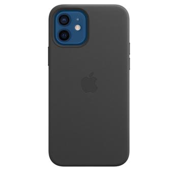 Apple Custodia MagSafe in pelle per iPhone 12 | 12 Pro - Nero