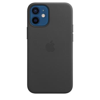 Apple Custodia MagSafe in pelle per iPhone 12 mini - Nero