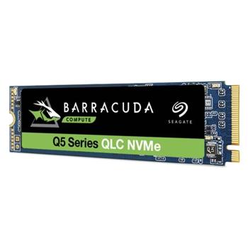 SEAGATE BarraCuda Q5 2TB SSD M.2 2280 PCIEx4 NVMe1.3 2400MB/s
