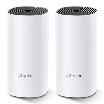 TPLINK Deco M4 (2-Pack) TP-Link Deco M4 AC1200 whole home Mesh WiFi system, MU-MIMO, 2-pack