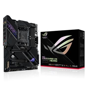 ASUS ROG Crosshair VIII Dark Hero Presa AM4 ATX AMD X570