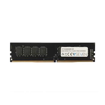 V7 8GB DDR4 2400MHZ CL17 NON ECC DIMM PC4-19200 1.2V