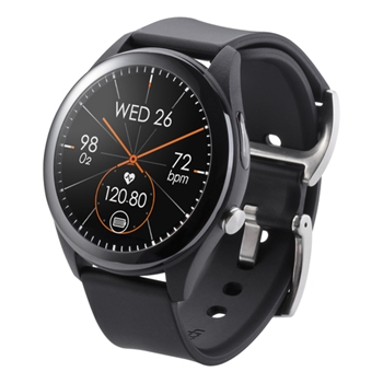 ASUS VivoWatch SP orologio sportivo Touch screen Bluetooth Nero
