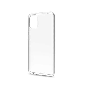 "Celly GELSKIN custodia per cellulare 17 cm (6.7"") Cover Trasparente"