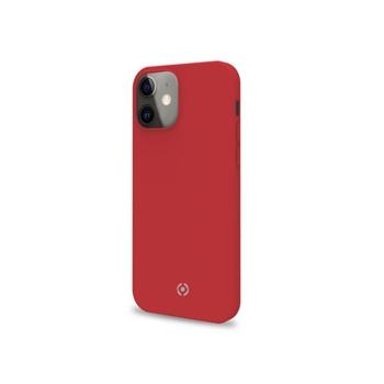 """Celly Feeling custodia per cellulare 13,7 cm (5.4"""") Cover Rosso"""