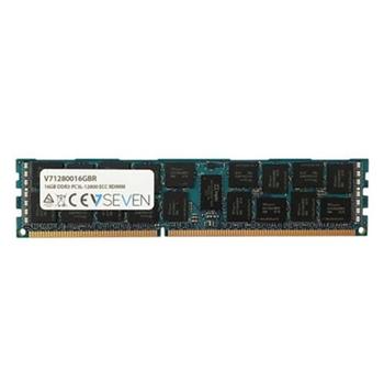 V7 16GB DDR3 PC3-12800 - 1600MHZ 1.35V ECC REG X SERVER