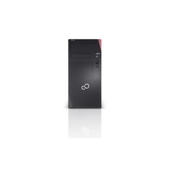 Fujitsu ESPRIMO P5010P Intel® Core™ i5 di decima generazione i5-10400 8 GB DDR4-SDRAM 512 GB SSD Midi Tower Nero PC Windows 10 Pro