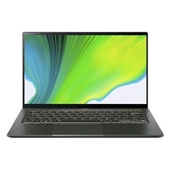 """Acer Swift 5 SF514-55T-537R Computer portatile 35,6 cm (14"""") 1920 x 1080 Pixel Intel Core i5-11xxx 8 GB LPDDR4x-SDRAM 512 GB SSD Wi-Fi 6 (802.11ax) Windows 10 Pro Verde"""
