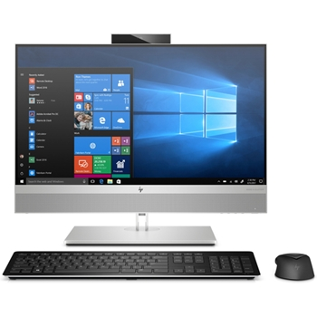 "HP EliteOne 800 G6 60,5 cm (23.8"") 1920 x 1080 Pixel Touch screen Intel® Core™ i7 di decima generazione 16 GB DDR4-SDRAM 512 GB SSD Windows 10 Pro Wi-Fi 6 (802.11ax) PC All-in-one Argento"