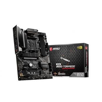 MSI MAG B550 TORPEDO scheda madre AMD B550 Presa AM4 ATX
