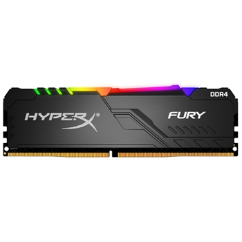 KINGSTON 32GB 3200MHz DDR4 CL16 DIMM Kit of 2 HyperX FURY RGB