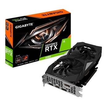 VGA Gigabyte GeForce® RTX 2060 6GB OC (Rev 2)