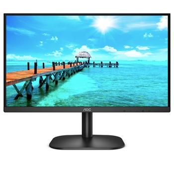 AOC 24B2XDAM 23.8inch VA monitor with vivid colors HDMI VGA DVI